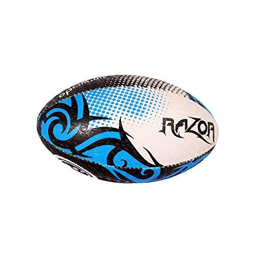 OPTIMUM-Razor-Ballon-de-Rugby-Size-5-NoirBleu-0