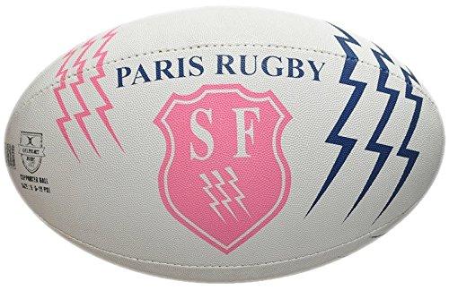 STADE-Franais-Ballon-de-Rugby-Paris-Collection-Officielle-Gilbert-Taille-5-0